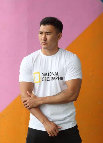 Купить футболку national geographic в Казахстане